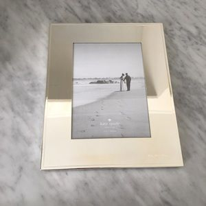 kate spade Accents - Kate Spade Mr. and Mrs. picture photo frame